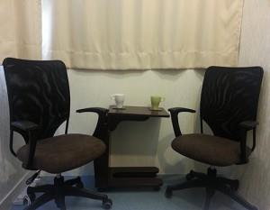 20161105 New workplace